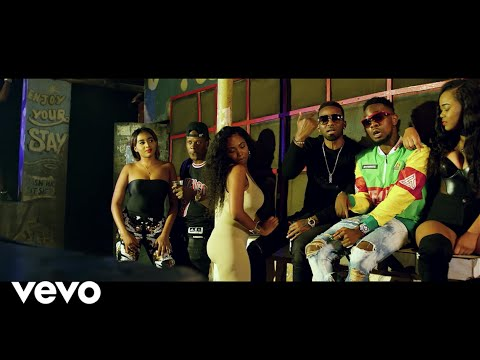 Patoranking - Daniella Whine [Official Remix Video] ft. Elephant Man, Konshens