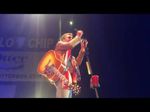 Eric Church - Desperate Man - Sturgis, SD 8/8/18