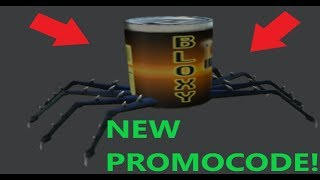 [PROMO CODE] How To Get Spider Cola In Roblox!