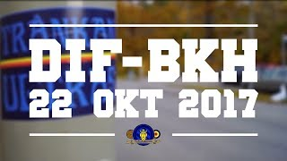 Djurgårdens IF - BK Häcken 22/10 2017