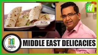 Middle Eastern Dishes Compilation | By Chef Ajay Chopra