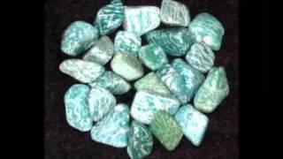 Свойства минералов и полудрагоценных камней