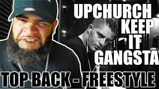 "{{ REACTION }} UPCHURCH ""Top Back"" (Freestyle) - He Is Sooo Good"