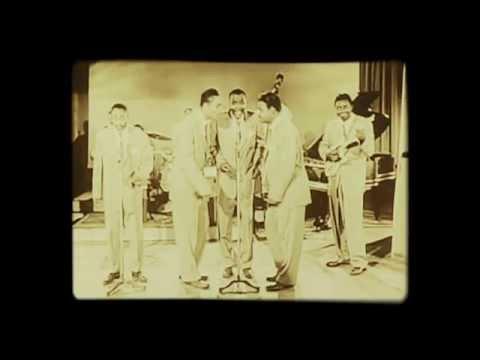 """THE CLOVERS - """"BLUE VELVET''  (1954)"""