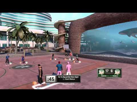 NBA 2K16 MY PARK LIVESTREAM