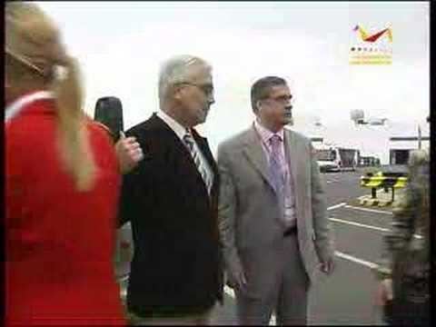 Primeira viagem à Madeira do Boeing 777 da Austrian Airlines