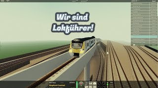 We are train drivers | Roblox Stepford County Railway - English
