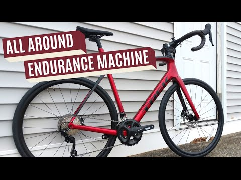All Around Endurance Bike - Trek Domane SL5 2020 105 Carbon Road Bike Feature Review And Weight