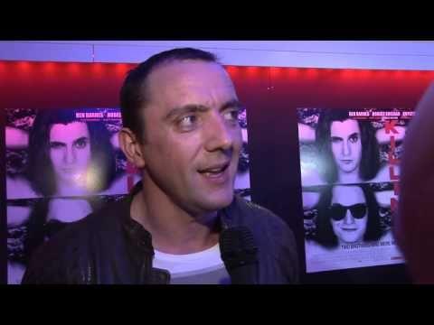 Peter Serafinowicz- Killing Bono Interview