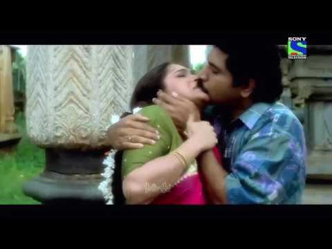 Ashwini bhave forced kiss & romance scenc in marathi movie
