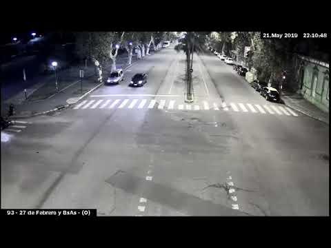 Imputan de homicidio a un policía por la muerte de dos motociclistas