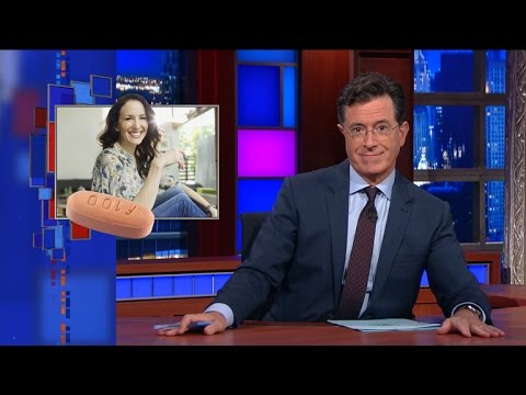 The Late Show with Stephen Colbert: Female Viagra