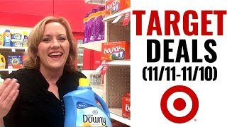 TARGET COUPONING VIDEO | SPECTACULAR Grocery Deal $0.16 per Product! (11/-11-11/17)