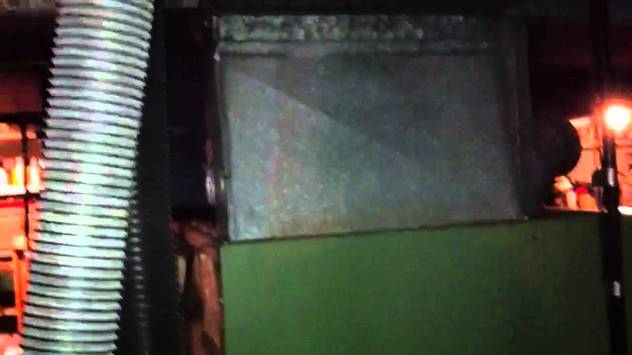 1983 Air-Ease Furnace - YouTube
