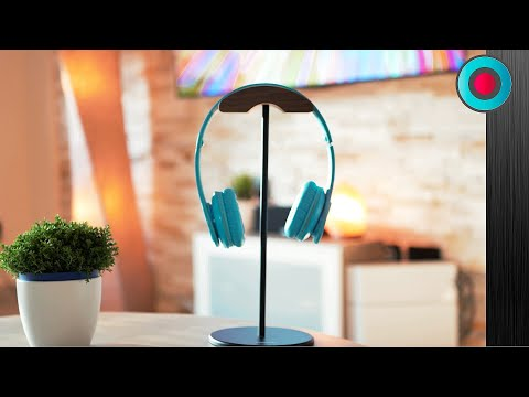 BEST Headphone Stand UNDER 25$ - Jokitech JK T2B Review | Shades of Tech ⓞ