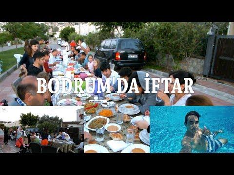 Bodrum'da Ramazan (iftar yemeği)  Vlog