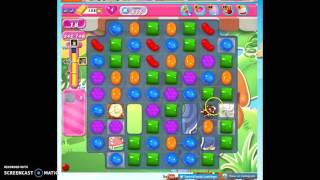 Candy Crush Level 815 help w/audio tips, hints, tricks