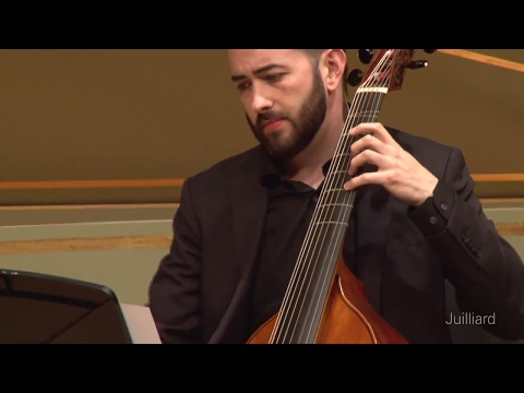 Couperin, Second Concert from 'Concerts Royaux'  | William Christie & Paul Agnew Master Class