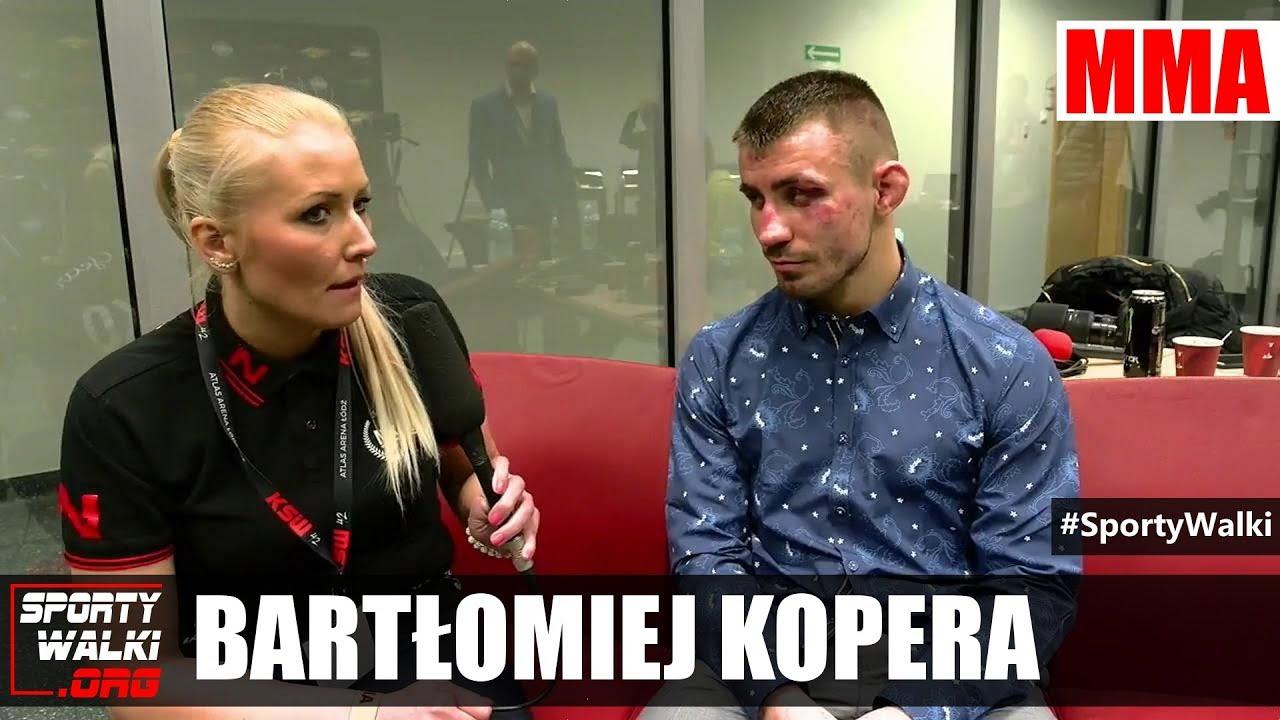 Bartłomiej Kopera: Zawiodłem wielkie grono kibiców