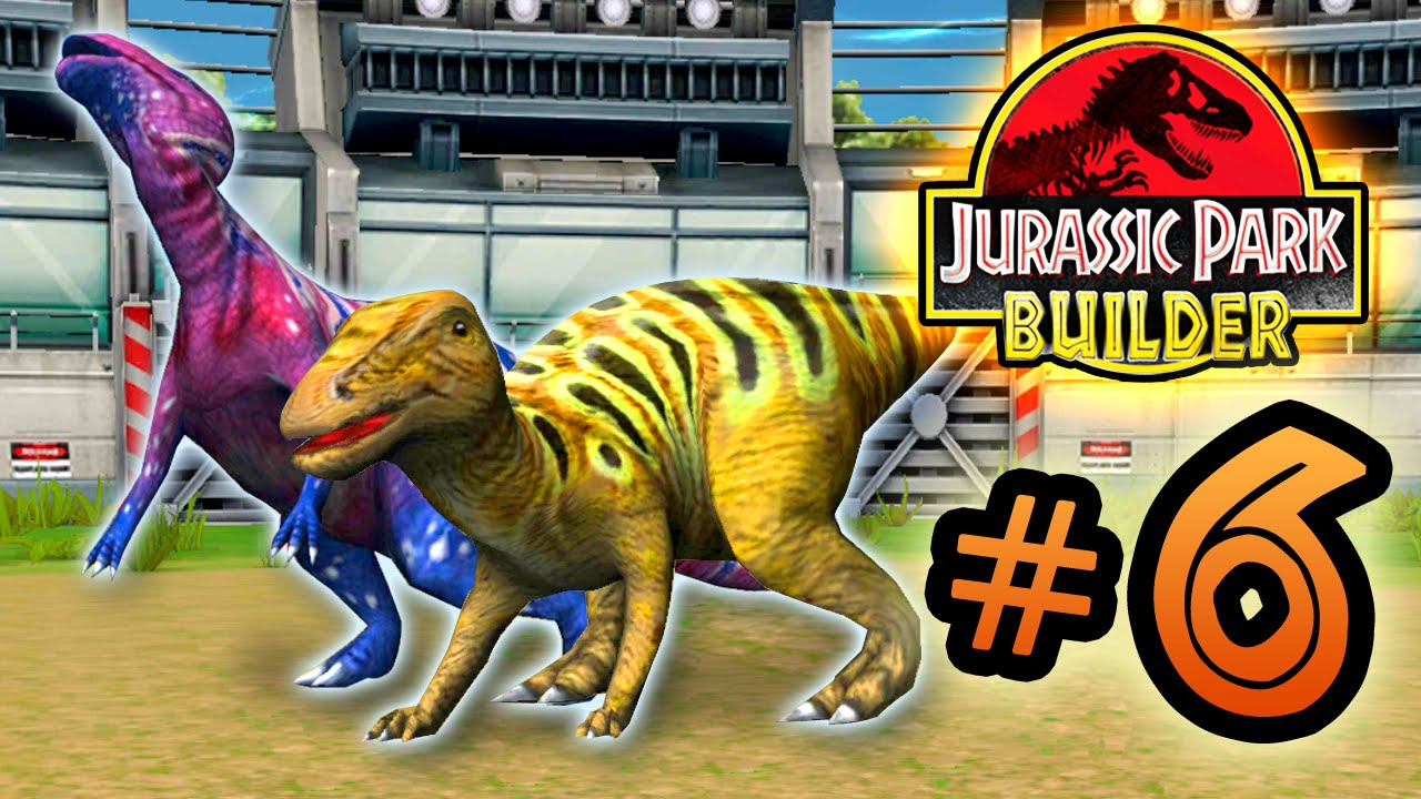 how to play jurassic park builder