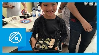 Doraemon | Sushi Party Barcelona 2016