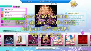DDR New Collection 2 (2014/2015)  Full Songlist & Download