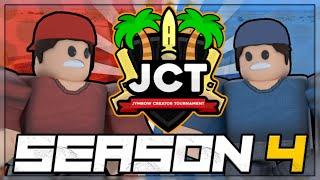 JCT Arsenal Tournament Season 4 🔴 $500 and $50k ROBUX 💰
