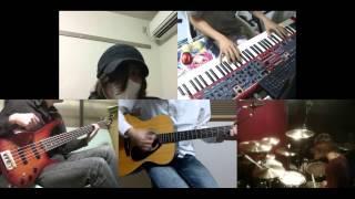 [HD]Owari no Seraph ED [scaPEGoat] Band cover