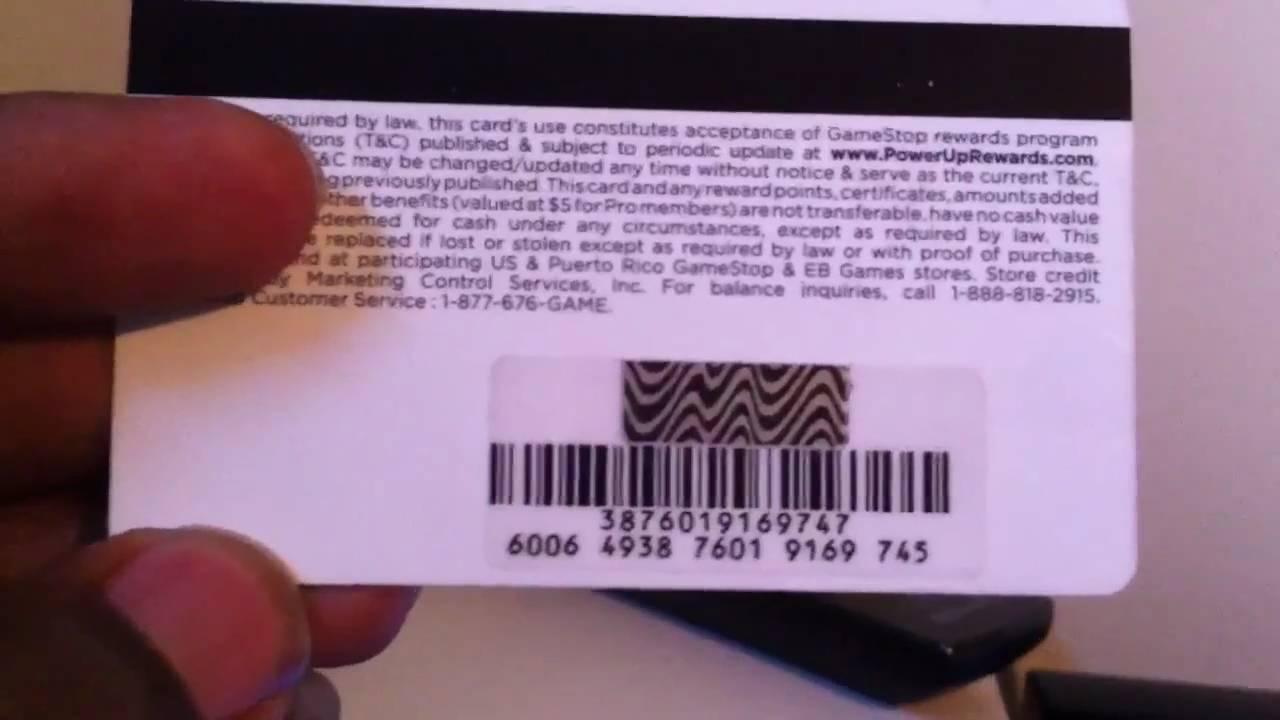 GameStop PowerUp Rewards 3876120475215 $20 OFF [HD] - YouTube