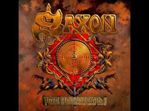 Saxon- Demon Sweeny Todd