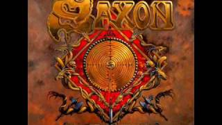 Saxon- Demon Sweeny Todd