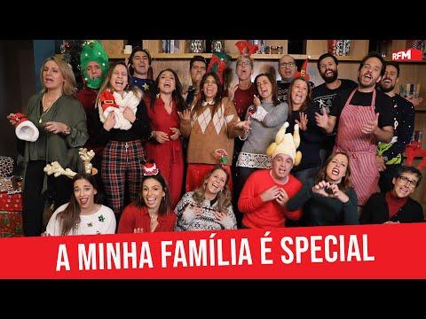 MÚSICA NATAL RFM 2019 - A MINHA FAMÍLIA É SPECIAL