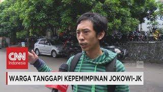 3 Tahun Menjabat, Ini Tanggapan Warga Tentang Jokowi