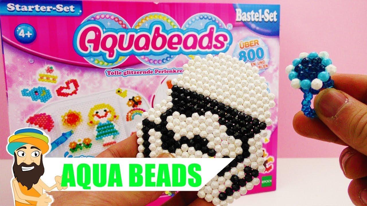 Aquabeads Deutsch Bastel Set Coole Perlenkreation Selber Machen