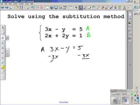 Worksheets Solving Systems Of Equations Algebraically Worksheet how to solve systems of equations by substitution videos worksheets solutions activities