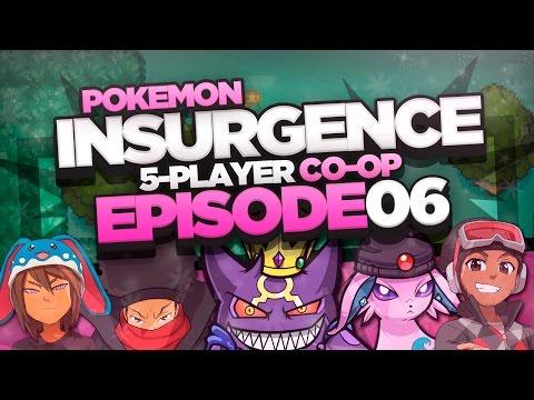"Pokémon Insurgence 5-Player Randomized Nuzlocke - Ep 6 ""Twit's Turmoil"""