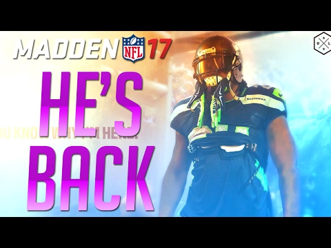 Beast Mode in Madden 17! New Ultimate Legends Review