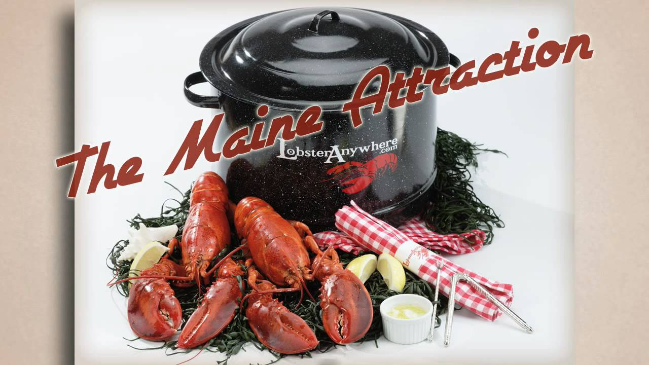 Lobster Dinner Gift - Lobster Gift Packages Shipped from Lobster Anywhere
