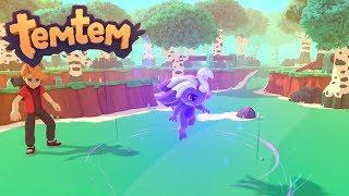 Temtem #2 - Hành Trình Chiến Đấu Và Huấn Luyện Pokemon