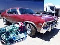 Chevy de calle V8 Infernal!!!!
