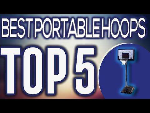 Best Portable Basketball Hoops 2020 Reviews ����