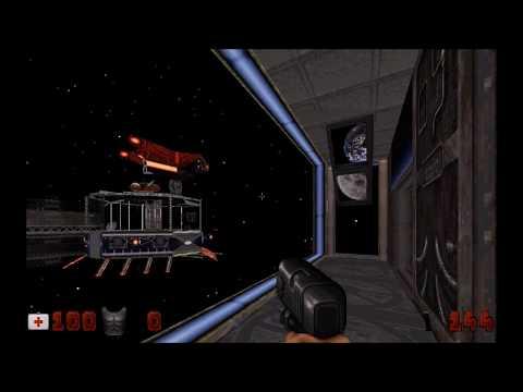 Duke Nukem 3D user map - Spacetronic