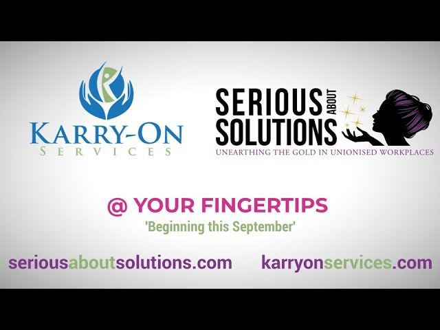 A KOS/SAS Collaboration: @Your Fingertips {Program Intro}