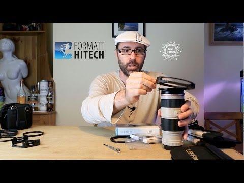 Cokin / Formatt-Hitech vs Lee filter system
