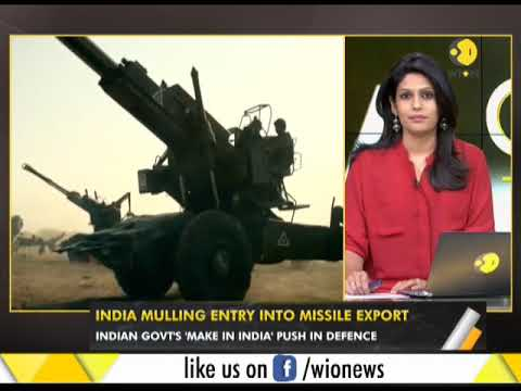 WION Gravitas: India mulling entry into missile export