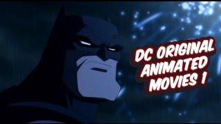 TOP 10 DC Comics - Animadas (Parte 1)
