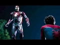 SPIDER MAN HOMECOMING Iron Man Clip 2017