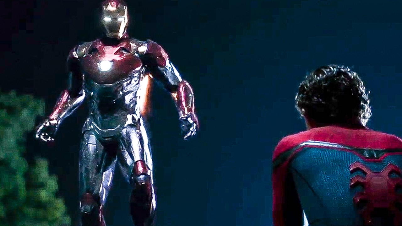 """spider-man: homecoming """"iron man"""" trailer + clip (2017) - youtube"""