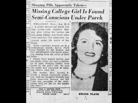 8. Sylvia Plath: The Oven Suicides, Part 1