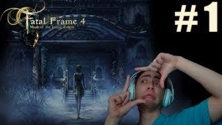 Fatal Frame 4 - Fotógrafo de fantasmas - Parte 1